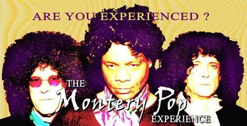 Monterey Pop Band A Hendrix Experience At Fishtales Ft Lauderdale, Fl July 20th