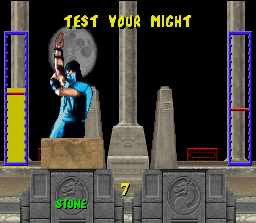 Mortal Kombat (1992) screenshot