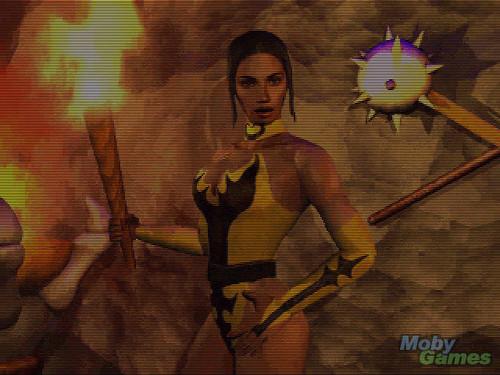 Mortal Kombat 4 screenshot