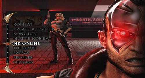 Mortal Kombat Armageddon screenshot