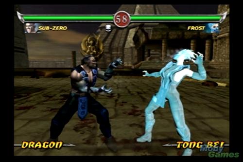Mortal Kombat: Deadly Alliance screenshot