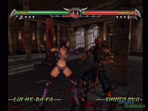 Mortal Kombat: Deception screenshot