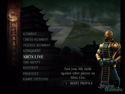 Mortal Kombat: Deception screenshot