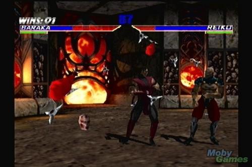 Mortal Kombat emas screenshot