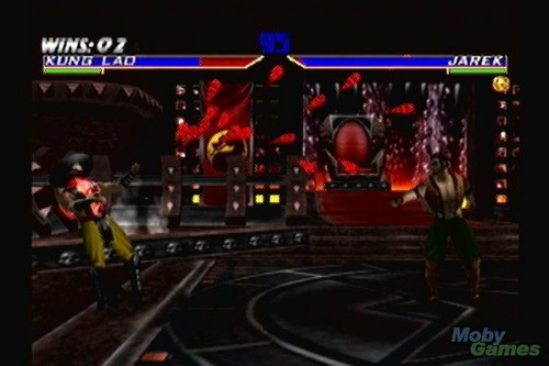 Mortal Kombat ginto screenshot