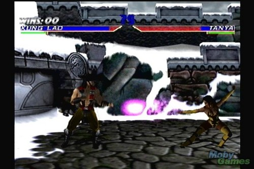Mortal Kombat سونا screenshot