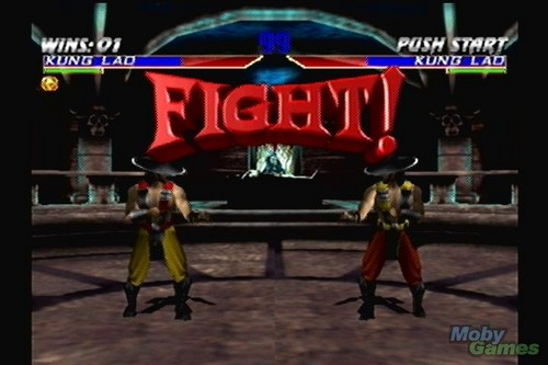 Mortal Kombat oro screenshot