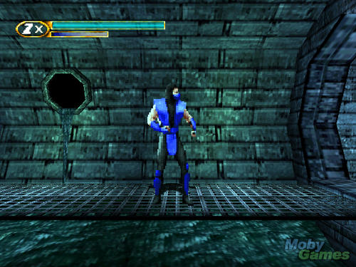 Mortal Kombat Mythologies: Sub-Zero screenshot