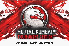 Mortal Kombat: Tournament Edition screenshot