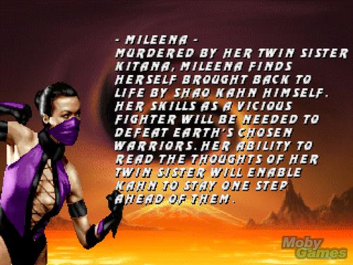 Mortal Kombat Trilogy screenshot