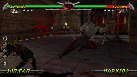 Mortal Kombat: Unchained screenshot