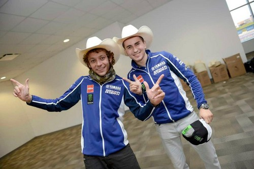 MotoGP Cowboys :)