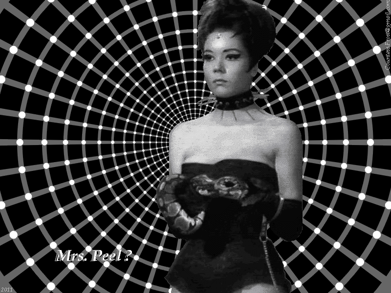 Emma Peel Wallpaper The Image Kid Has It
