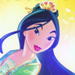 Mulan - disney-princess icon