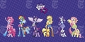 My Little Pony: Equestria Girls (With Logo And Official Info) - my-little-pony-friendship-is-magic photo