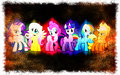 My Little Pony - my-little-pony fan art