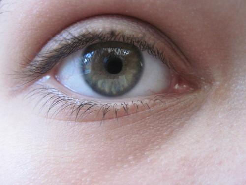My eye c: