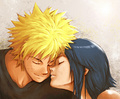 Naruhina♥ - anime-couples fan art