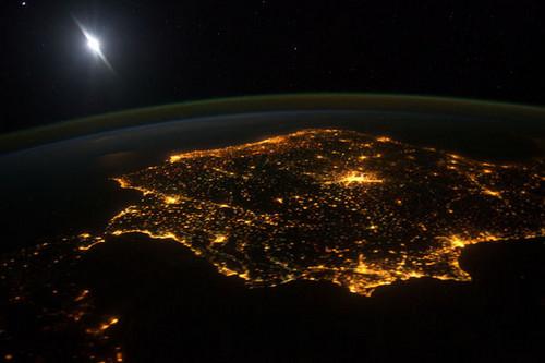 Nasa Pics (Italy/Iberian Isles/Europe)