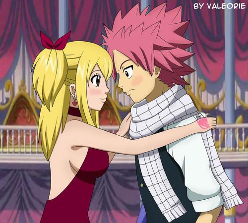 Natsu & Lucy <3