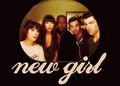 New Girl - new-girl fan art
