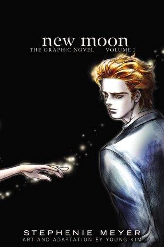 New Moon Graphic Novel Volume2 Cover