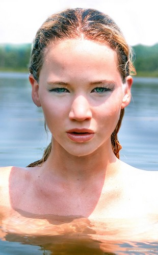 Jennifer Lawrence wallpaper called New/Old Chris Kauffman Photoshoot Outtakes [Better Quality]