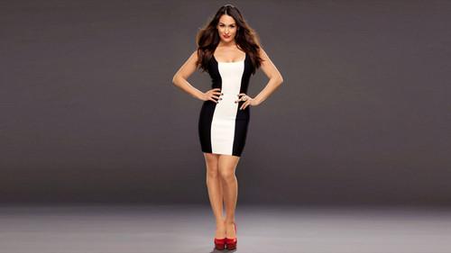 Diva WWE kertas dinding called Nikki Bella