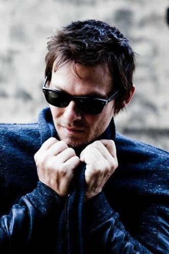 Norman in his RayBans
