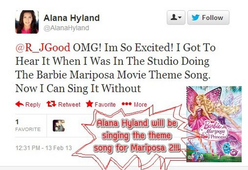 OMG!! She chant NEW THEM SONG!!!!