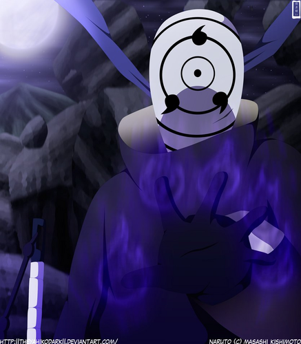 naruto shippuden wallpaper entitled Obito
