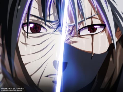Naruto Shippuuden fond d'écran called Obito