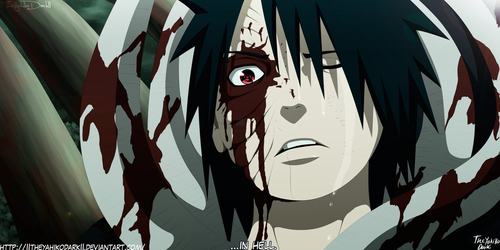 Naruto Shippuuden wallpaper titled Obito