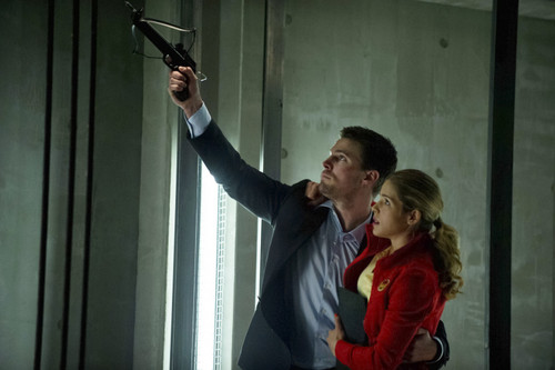 Oliver and Felicity 1x22