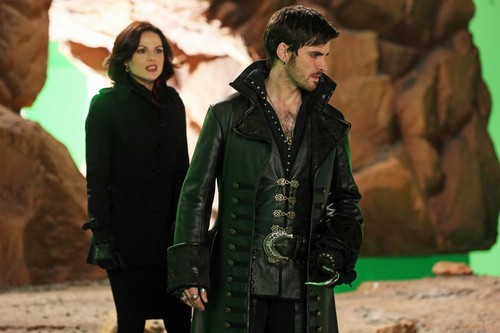 Once Upon a Time - Episode 2.20 - The Evil クイーン
