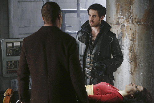 Once Upon a Time - Episode 2.21 - seconde étoile, star to the Right