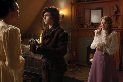 Once Upon a Time - Episode 2.21 - 秒 星, つ星 to the Right