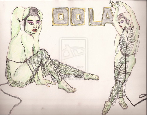 Oola Artwork