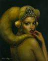 Oola Artwork - oola-jabbas-twilek-slave photo