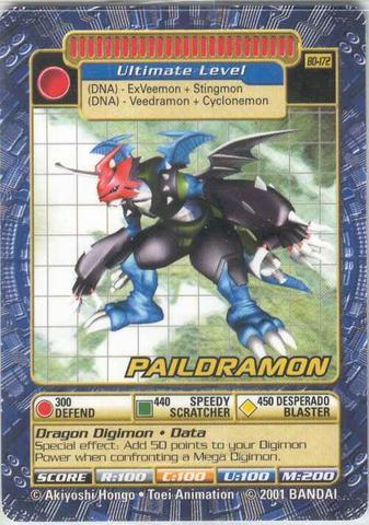 Paildramon