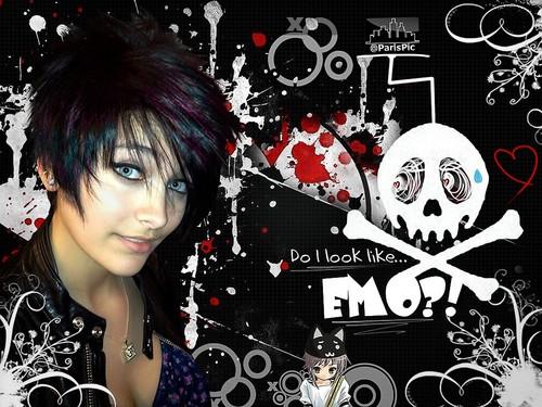 Paris Jackson emo (@ParisPic)