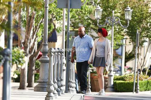 Paris Jackson at the Commons in Calabasas NEW May 2013 ♥♥