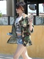 Paris Jackson in Palmdale, Los Angeles 2013 ♥♥ - paris-jackson photo