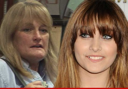 Paris' Uncanny Resemblance To Her Mother, Debbie Rowe