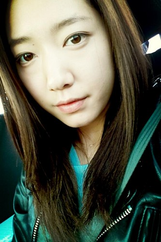 Park Shin Hye Twitter चित्र update