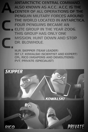 पेंगुइन Chronicles Poster