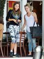 Phoebe Tonkin and Claire Holt in West Hollywood - phoebe-tonkin photo
