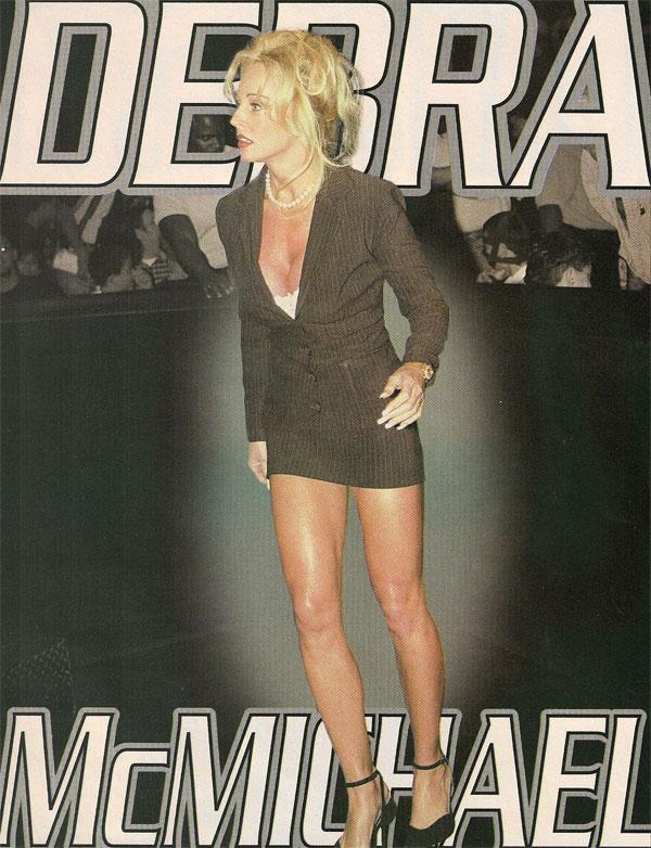Pin Up - Debra McMichael