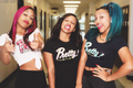 Pretty Hustle they reppin'..... - the-omg-girlz photo