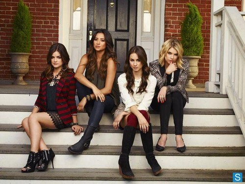 Pretty Little Liars - Season 4 - Cast Promotional các bức ảnh